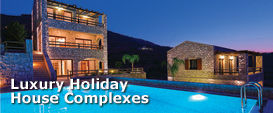 Luxury Holidays House Complexes
